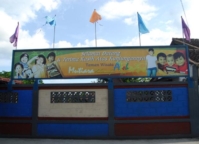 Taman Wisata Mutiara Sukamulya Aboh