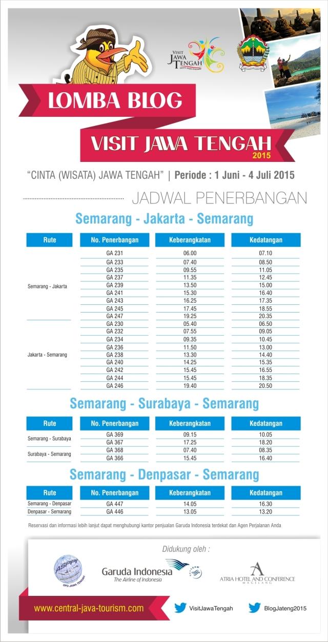 Lomba Blog Visit Jawa Tengah 2015