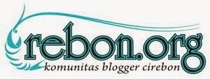 logo rebon.org Komunitas Blogger Cirebon